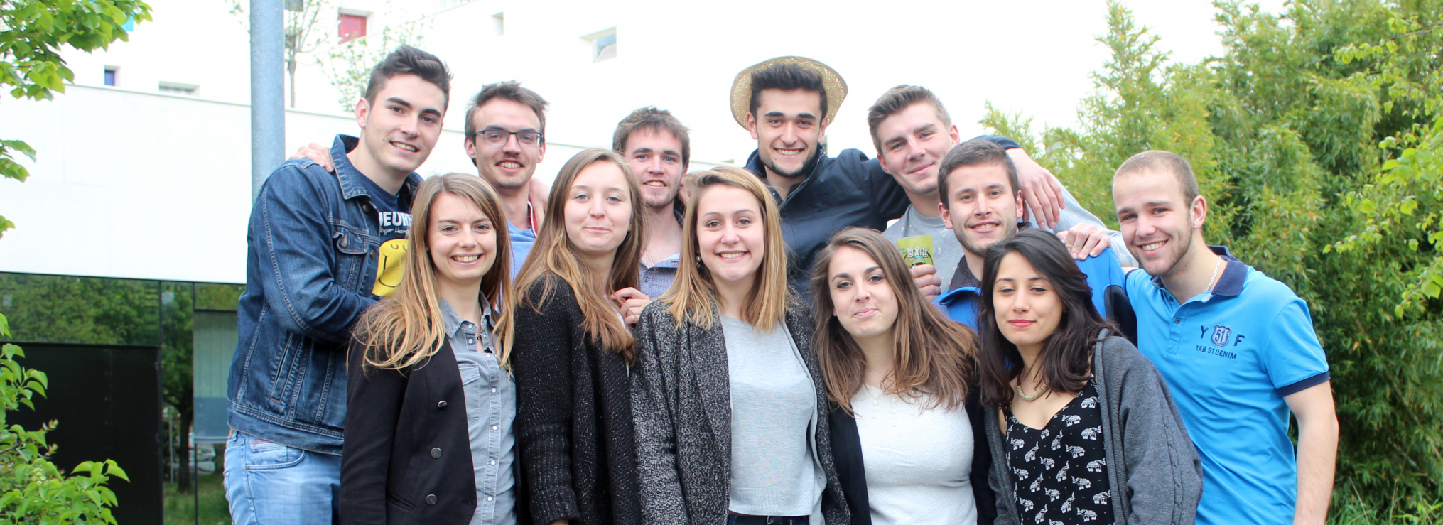 ENSCBP's Students Bureau
